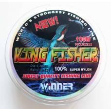 Жилка Winner King Fisher 0.60 мм. 100 м.