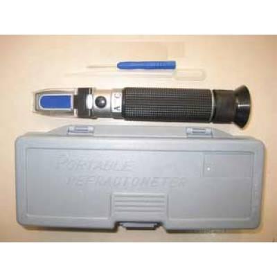 Оптичний солемір, рефрактометр ATC