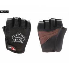 Велоперчаткі без пальців рукавички Knight Hood