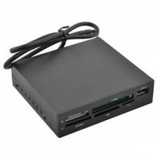 3.5 внутрішній кардридер SD TF XD MS CF M2 + USB