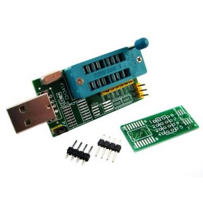 USB мини-программатор CH341A 24 25 FLASH 24 EEPROM
