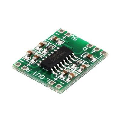 2-канальный цифровой аудио-усилитель 3 Вт класс D
