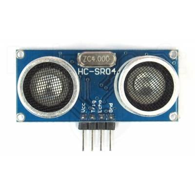 Ультразвуковой датчик расстояния, модуль Arduino
