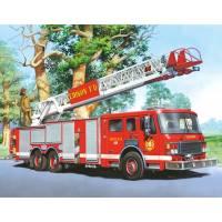 Пазл Пожежна машина, 24 шт, 4+