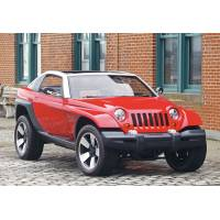 Пазл Jeep Jeepster Concept Vehicle, 54 шт, 5+