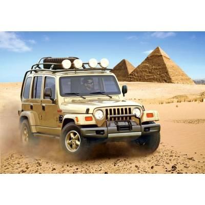 Пазл Jeep Dakar Concept Car 54 шт, 5+
