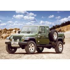Пазл Jeep Gladiator, 54 шт, 5+