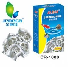 Керамические кольца Jeneca 1000г, фильтрующий материал