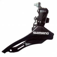 Перемикач Shimano Tourney FD-TZ30, нижня тяга (31,8 мм)