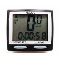 Вело - комп'ютер ASSIZE AS 200