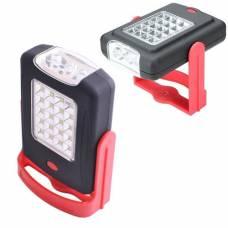 20+3 LED-ліхтар із магнітним кріпленням та гачком