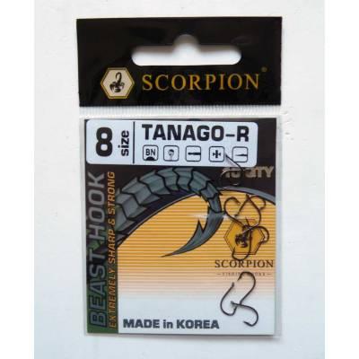 Крючок Scorpion TANAGO-R №8