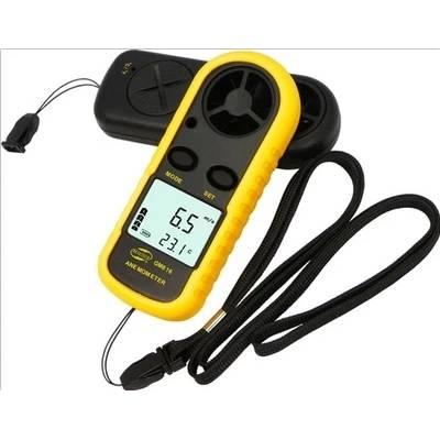 Анемометр - цифровой измеритель скорости ветра