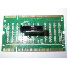 Тестер слота пам'яті SODIMM DDR2 материнської плати ноутбука