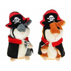 Говорящий хомяк повторюшка Woody O'Time, пират