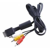 Композитный RCA AV кабель для Sony PS PS2 видео