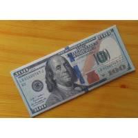 Гаманець, портмоне, нові 100 доларів
