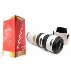 Термос объектив Nikon 70-200 мм белый, чашка, кружка