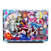 Пазл Monster High 70 шт, 3+