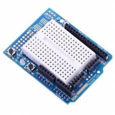 Arduino Uno Prototype Shield и макетная плата