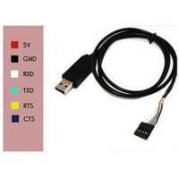 USB FTDI FT232RL - RS232 TTL 6 pin адаптер Arduino