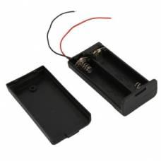Бокс на 2 АА батареи, 3 В кейс, питание Arduino