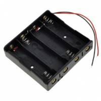 Бокс на 4 шт 18650 батареи, 14,8 В, питание Arduino