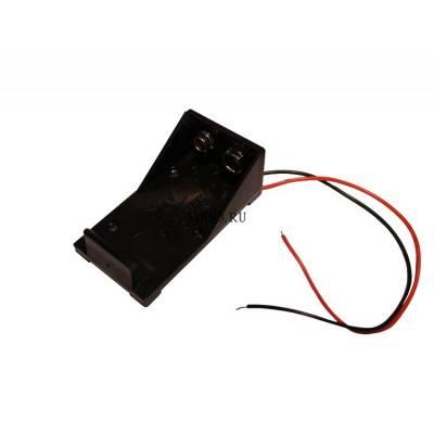 Бокс на крону, 5,5 мм коннектор, кейс питание Arduino