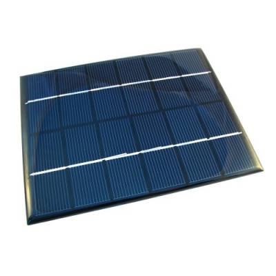 Солнечная панель, батарея 6В 2Вт 0.33А, Arduino