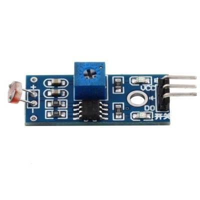 Датчик интенсивности света, модуль яркости Arduino