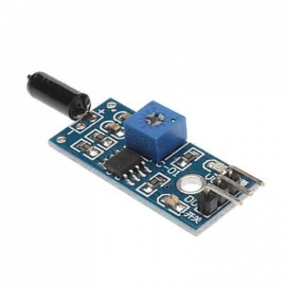 Датчик наклона, вибрации SW-420, модуль Arduino
