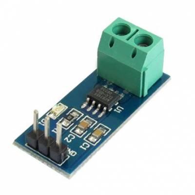 Датчик тока 30А ACS712, эффект Холла, модуль Arduino