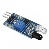 Оптичний ІЧ давач обходу перешкод, Arduino