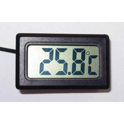 Цифровий термометр з кріпленням до кришки акви