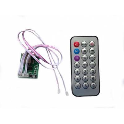 USB MP3 WAV адаптер для магнитолы, звуковая карта
