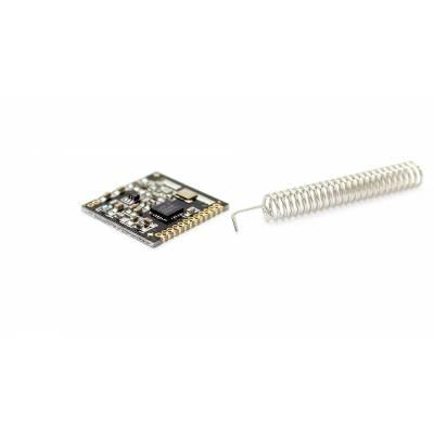 Радиомодуль SI4432 433 МГц 1000 м трансивер, Arduino