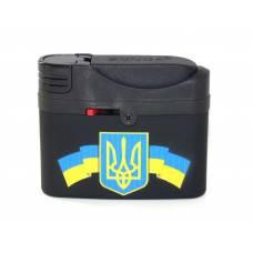 Зажигалка. Герб Украины Zenga Zl-6