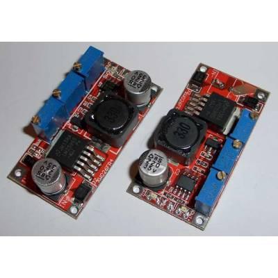 Понижающий конвертер тока для зарядных устройств LM2596