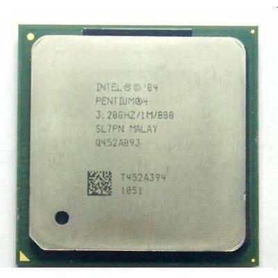 Процесор Pentium 4 3.2 ГГЦ (сокет 478), Prescott