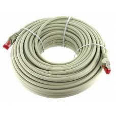 Патч-корд RJ45 50м, сетевой кабель UTP Cat.5E Lan
