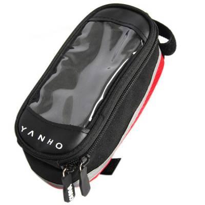 Велосипедная сумка на руль водонепроницаемая Yanho