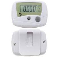 Педометр: счетчик шагов, калорий, км, ЖК дисплей
