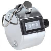 Ручний 4-розрядний лічильник, 0000-9999