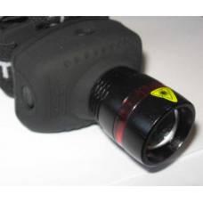 Ліхтар TK27 (CREE) на голову на батарейках AAA