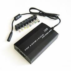 Универсальное зарядное устройство ноутбука +авто 10 насадок