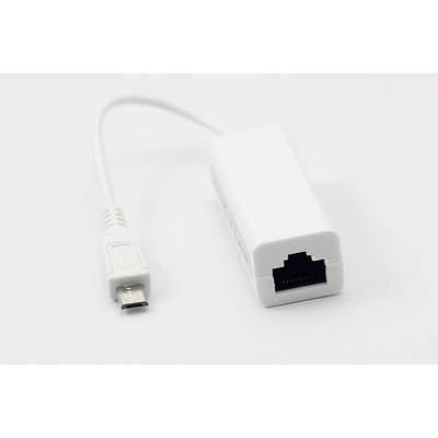 MicroUSB сетевая карта RJ45 Ethernet для Android