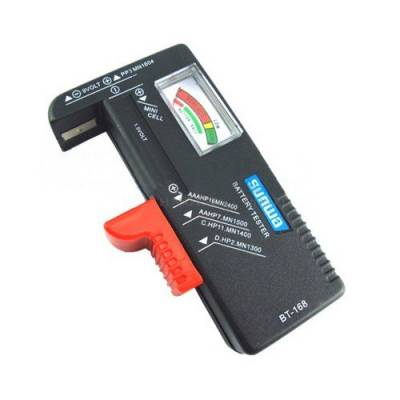 Универсальный тестер заряда батареек BT-168 АА ААА