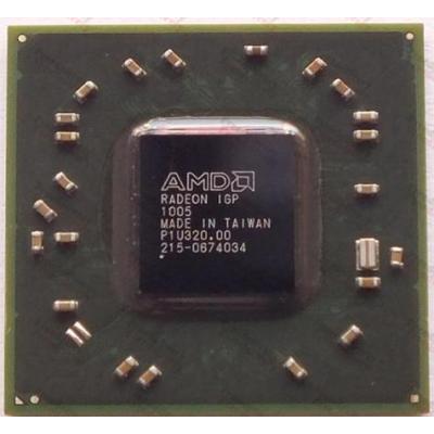 Чип AMD Radeon IGP 215-0674034 чипсет + шары