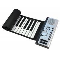 Гнучка MIDI клавіатура, синтезатор, піаніно, 61 кл