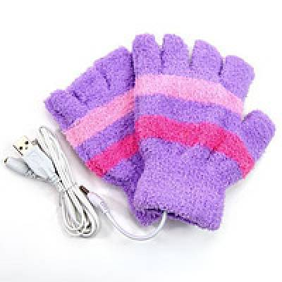 USB перчатки с подогревом, cогревающие рукавички